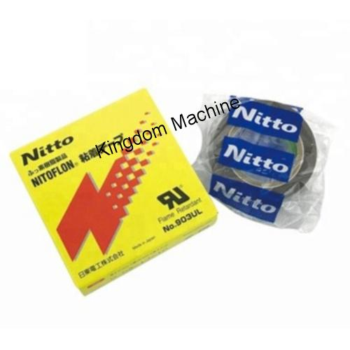 903UL Japan nitto rouge nitoflon pour machines de sacs en plastique