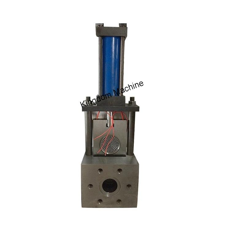 Filtre hydraulique pour extrusion de film par gonflage