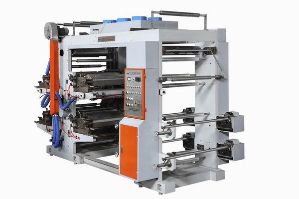 Флексографическая печатная машина YT-4800