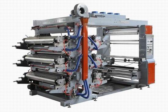 Флексографическая печатная машина YT-61000