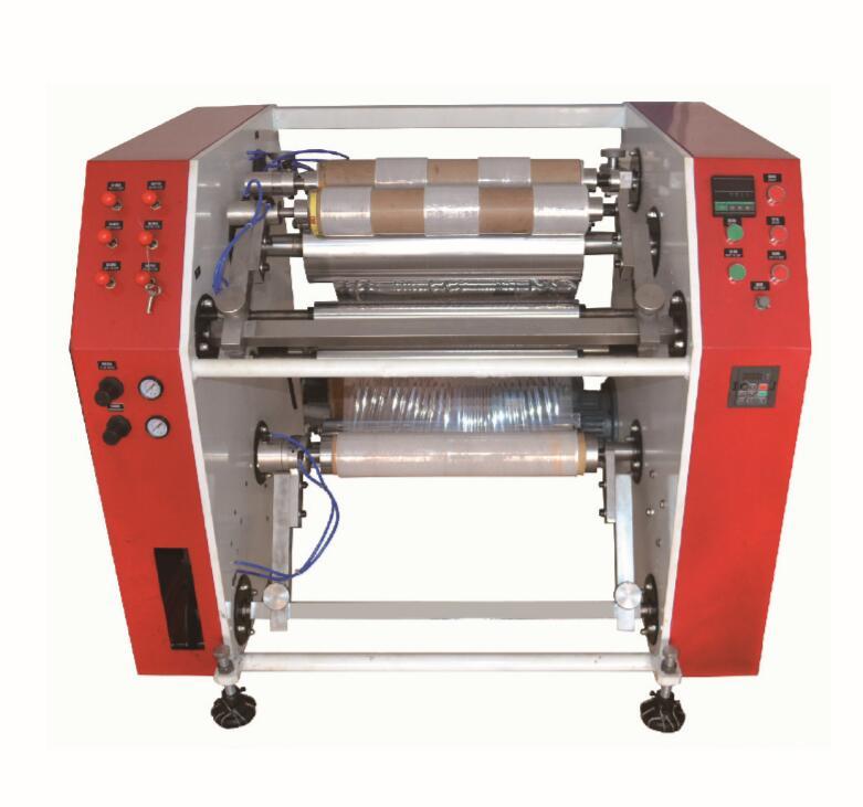 Бобинорезательная машина для стрейч-пленки