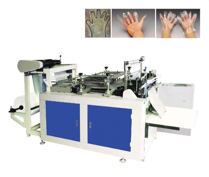 Оборудование для производства одноразовых перчаток из полиэтилена