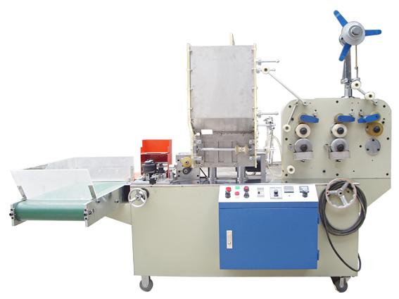 Автоматические машины для упаковки трубочек