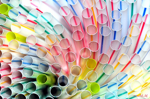 PP Drinking Straw