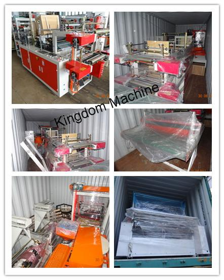 Plastic Bag Machine and Blown Film Extrusion Ship To Dubai Ajman UAE