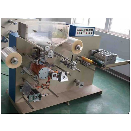 Drinking Straw Group Packing machine (4 Side Sealing)